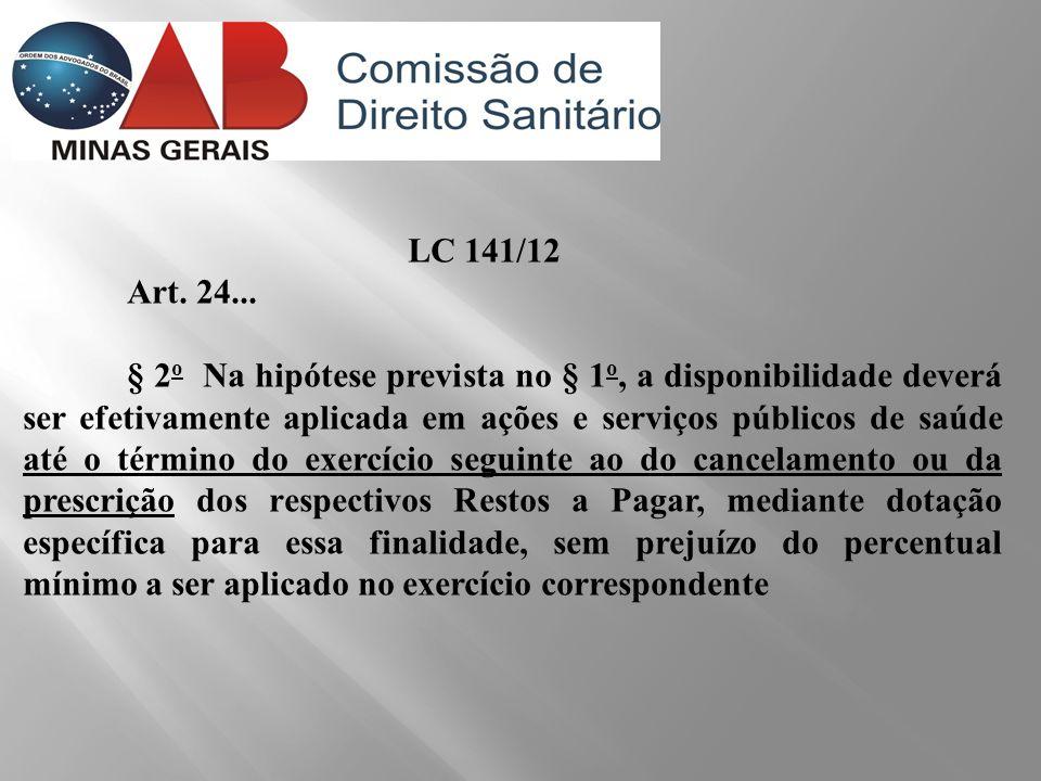 LC 141/12 Art. 24...