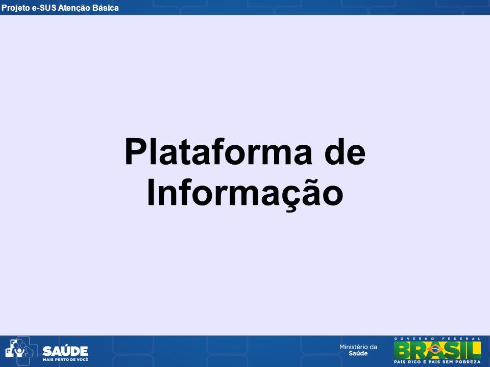 Plataforma de Informação