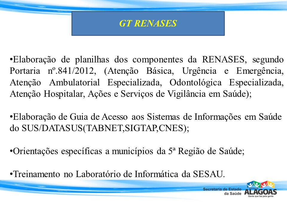 GT RENASES