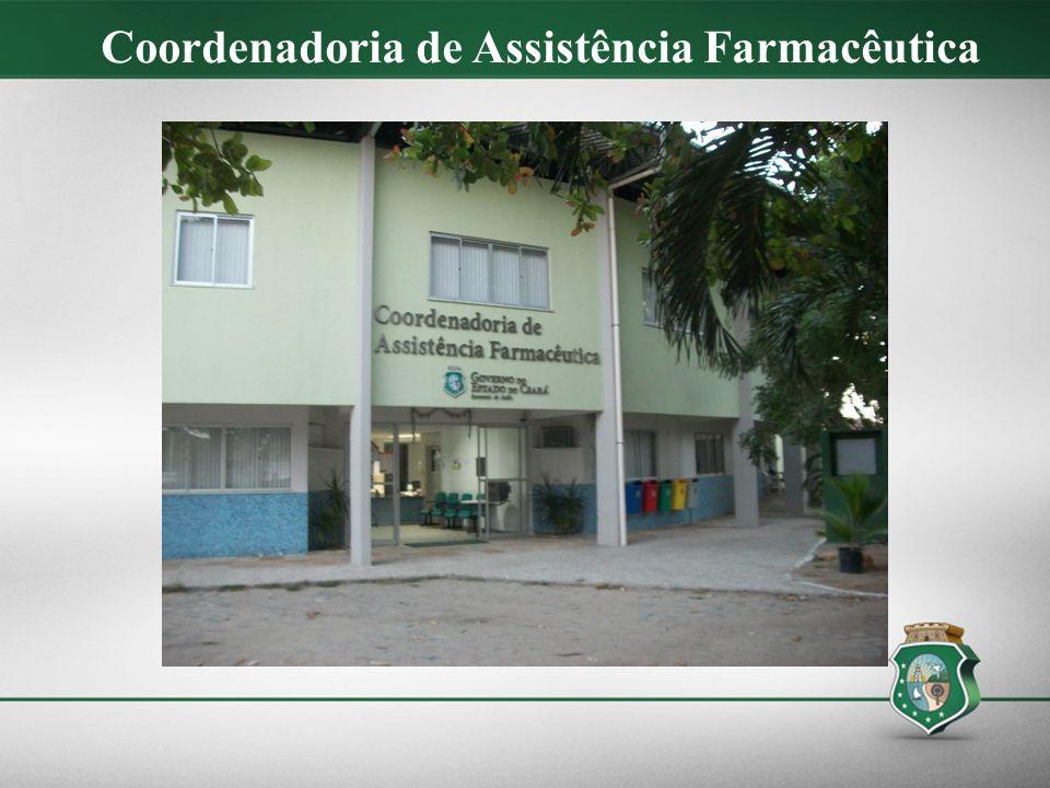 Coordenadoria de Assistência Farmacêutica