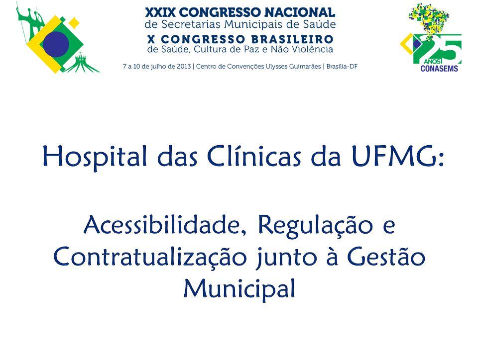 Hospital das Clínicas da UFMG: