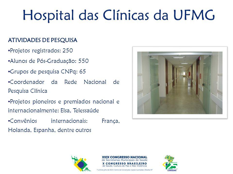 Hospital das Clínicas da UFMG