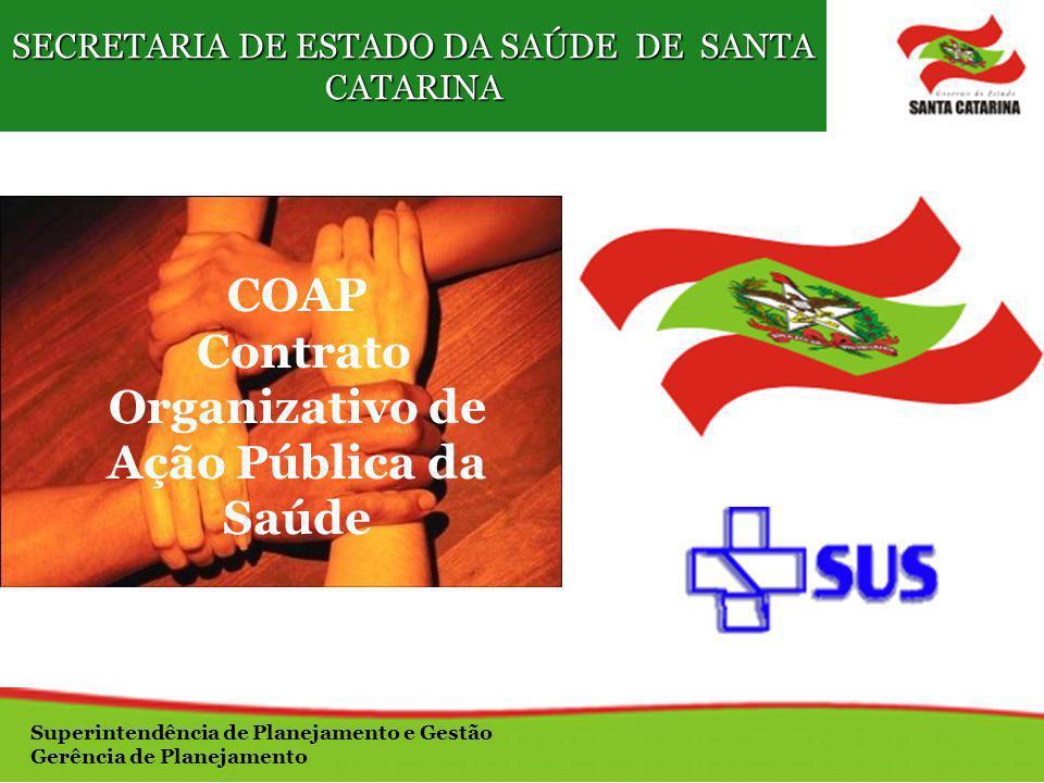 Contrato Organizativo de Ação Pública da Saúde