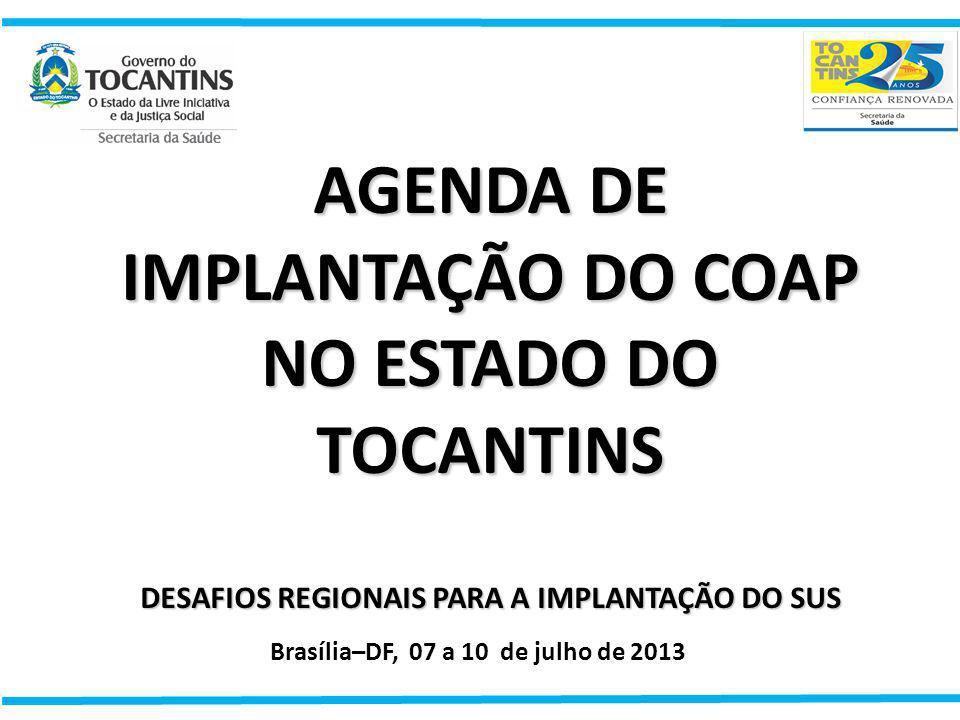 Brasília–DF, 07 a 10 de julho de 2013