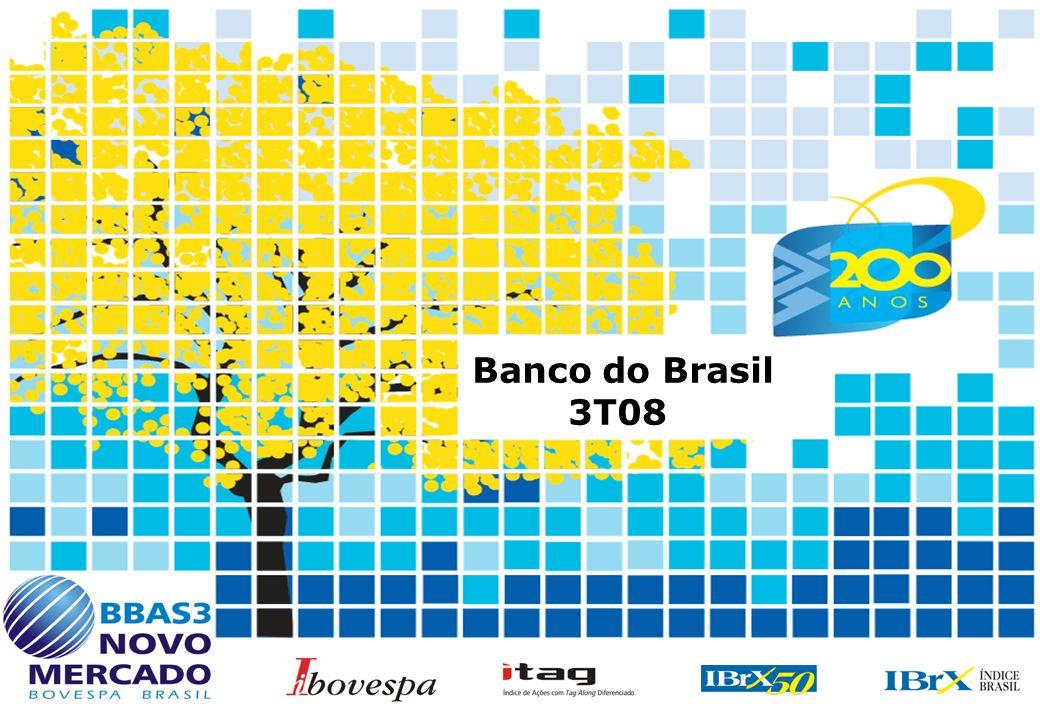 Banco do Brasil 3T08