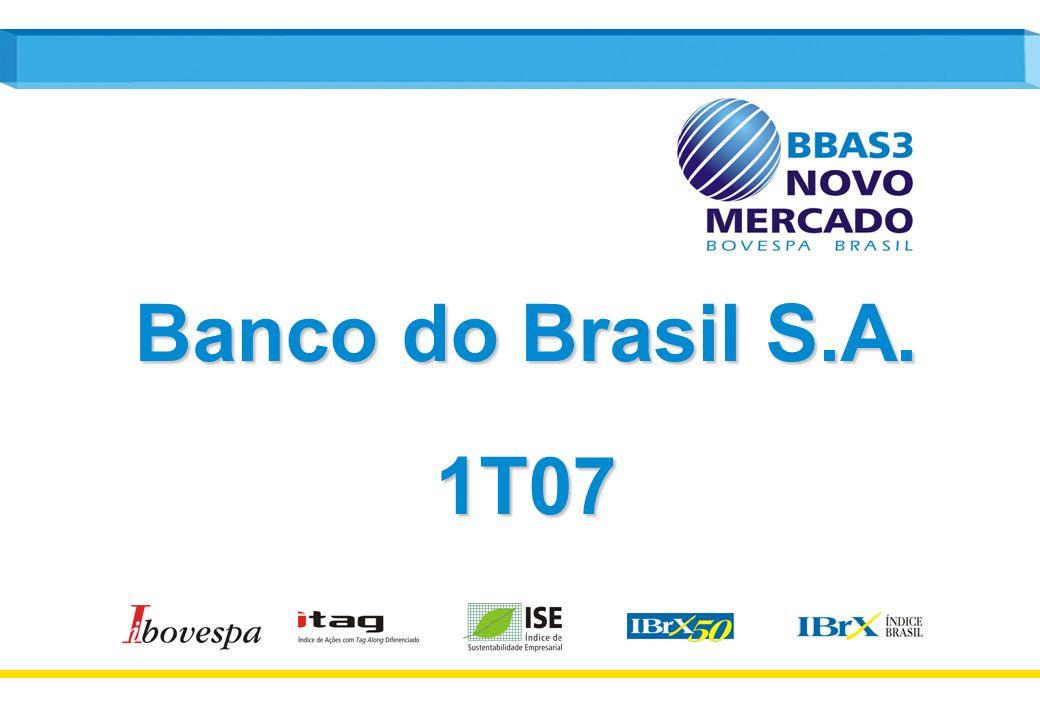 Banco do Brasil S.A. 1T07