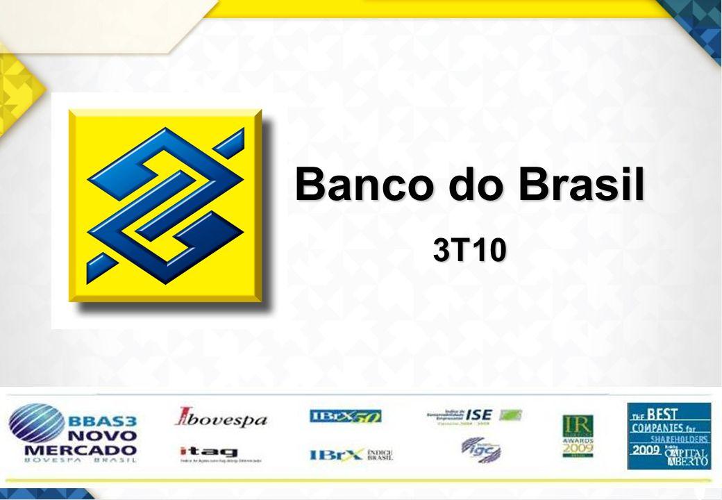 Banco do Brasil 3T10