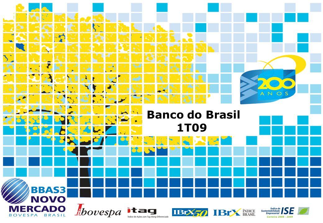 Banco do Brasil 1T09