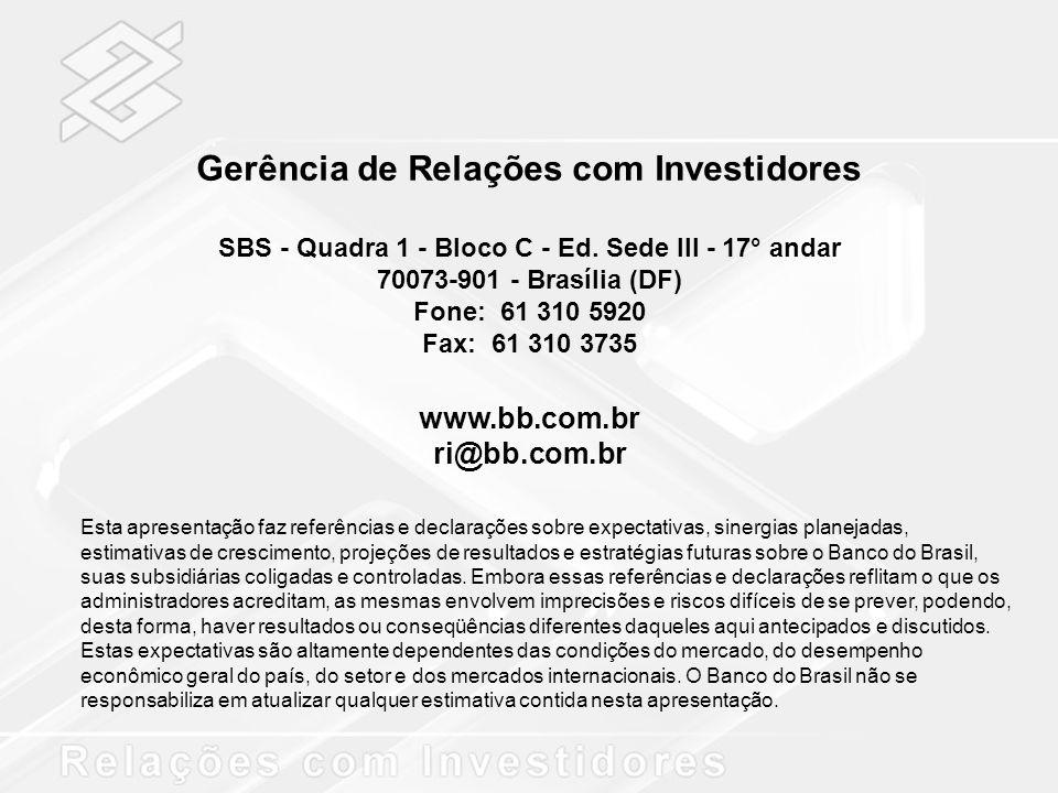 Gerência de Relações com Investidores