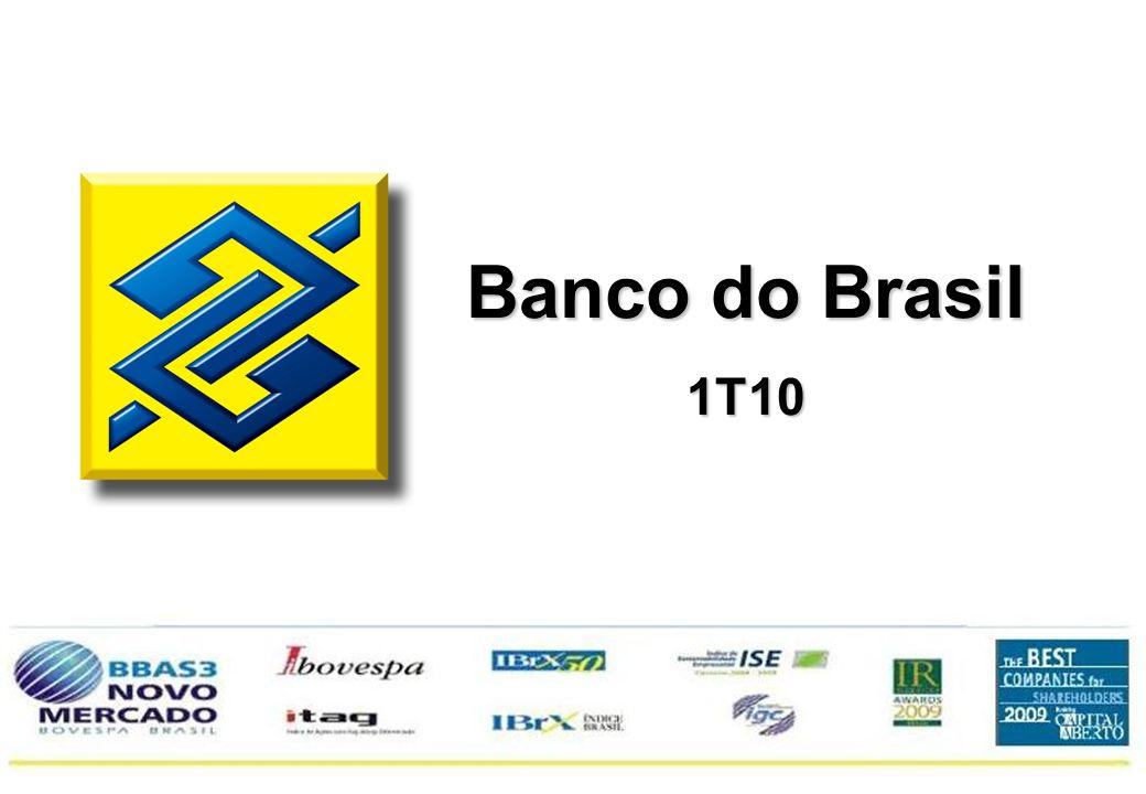 Banco do Brasil 1T10