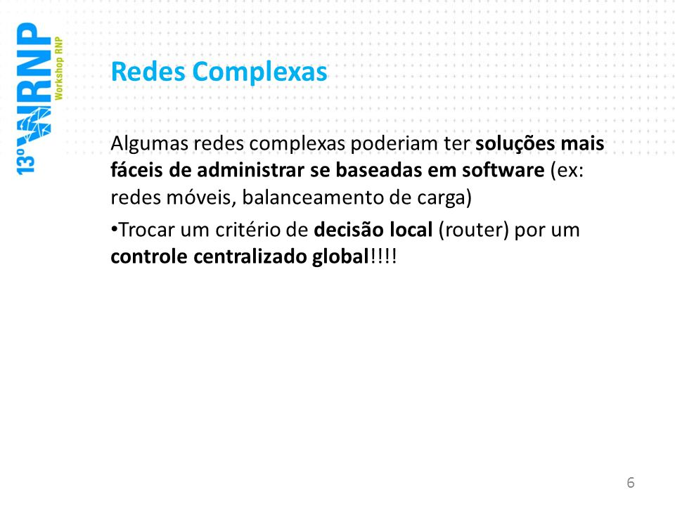 Redes Complexas