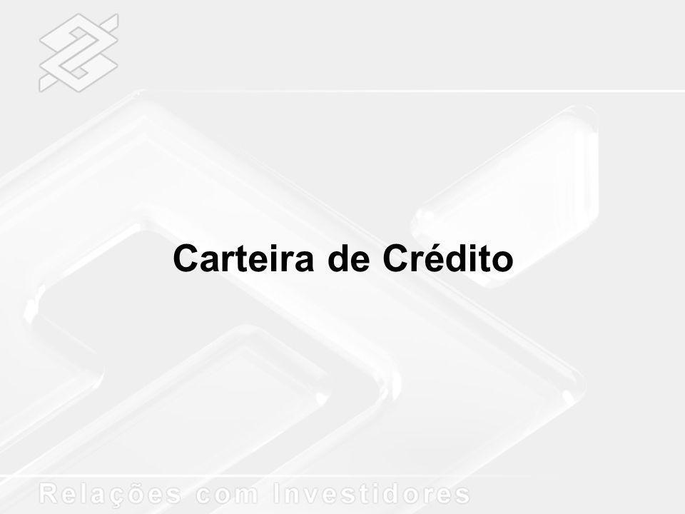 Carteira de Crédito