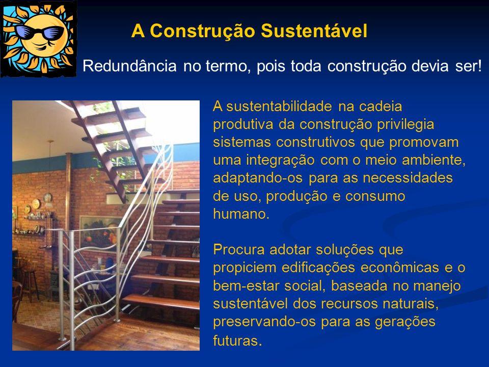 A Construção Sustentável