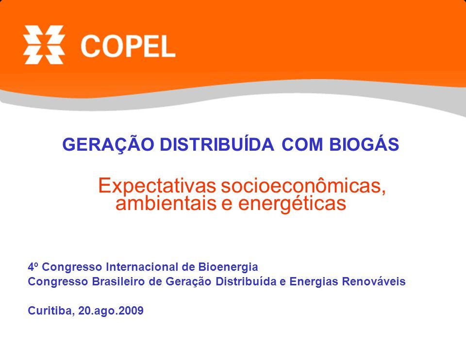 Expectativas socioeconômicas, ambientais e energéticas
