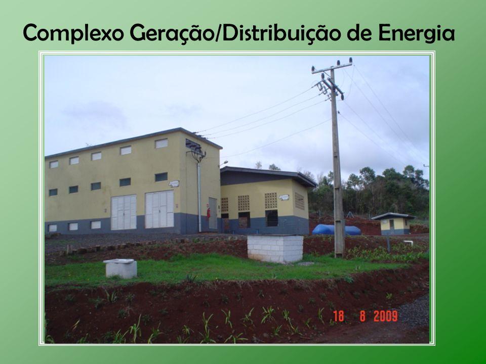 Complexo Geração/Distribuição de Energia