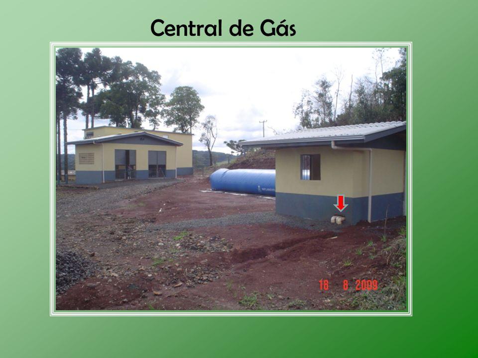 Central de Gás
