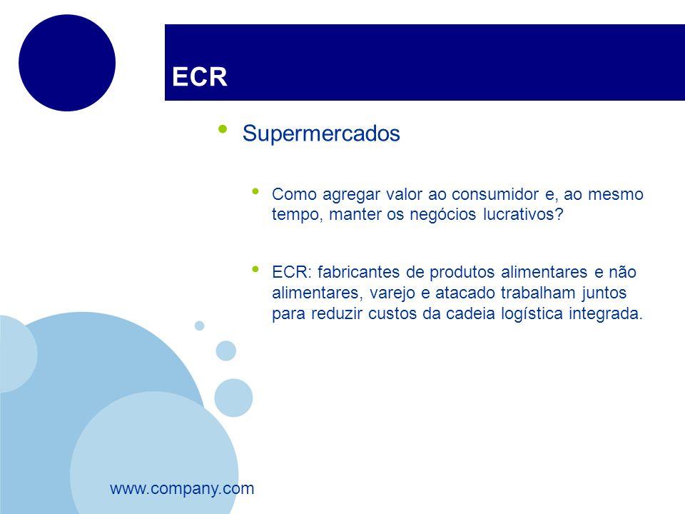 ECR Supermercados. Como agregar valor ao consumidor e, ao mesmo tempo, manter os negócios lucrativos