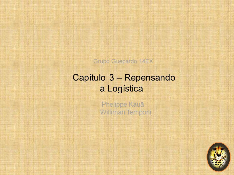 a Logística Williman Temponi Grupo Guepardo 14EX