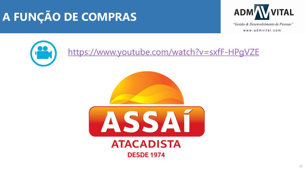 A FUNÇÃO DE COMPRAS https://www.youtube.com/watch v=sxfF-HPgVZE