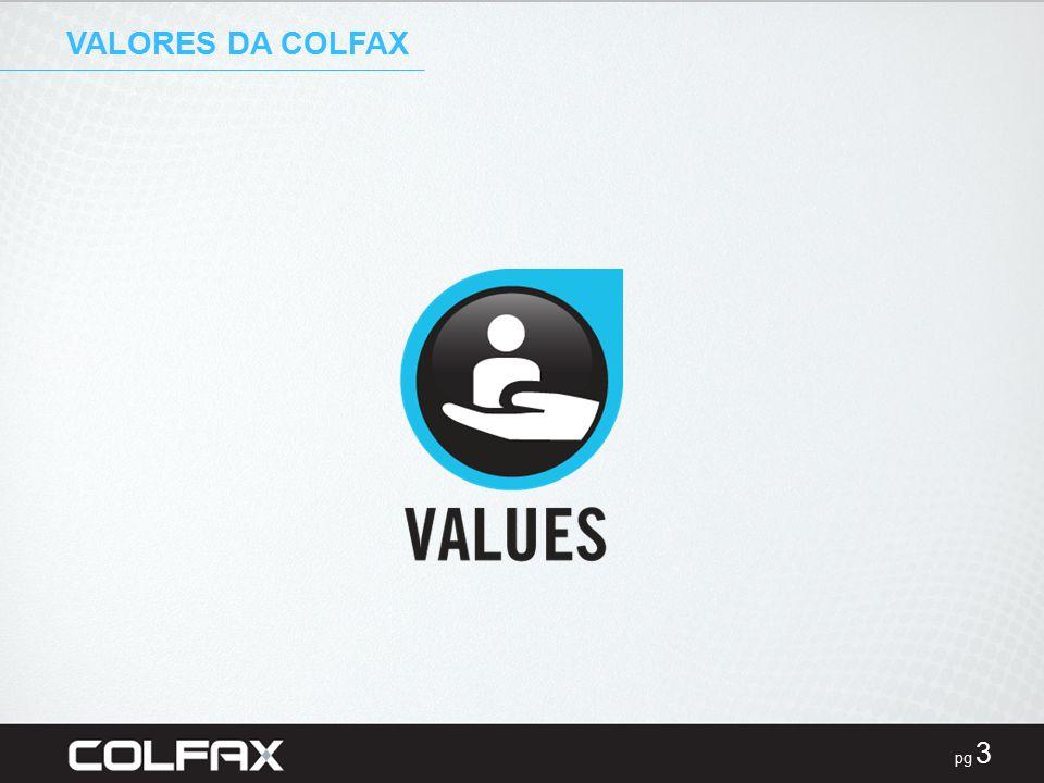 VALORES DA COLFAX