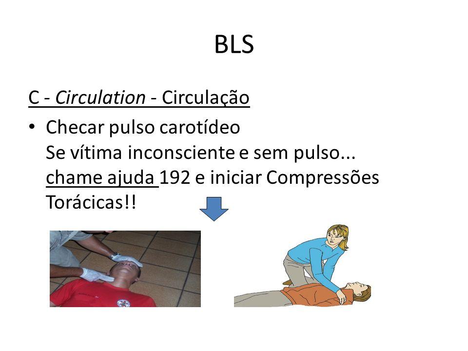 BLS C - Circulation - Circulação
