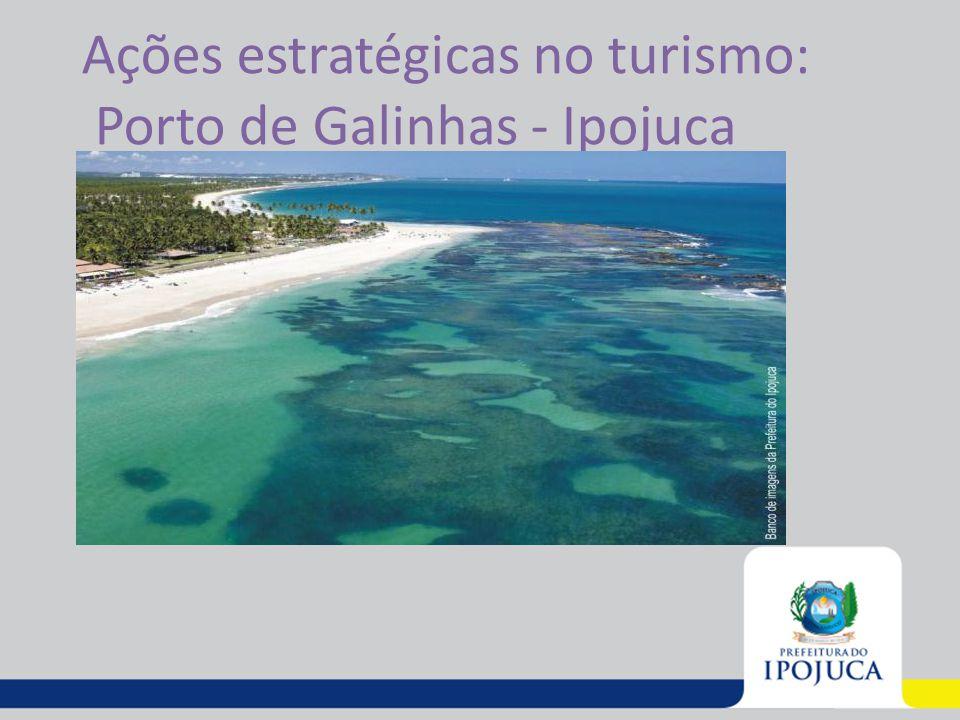 Ações estratégicas no turismo: