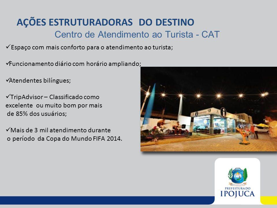 Centro de Atendimento ao Turista - CAT
