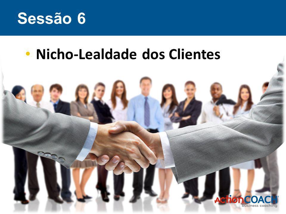 Sessão 6 Nicho-Lealdade dos Clientes