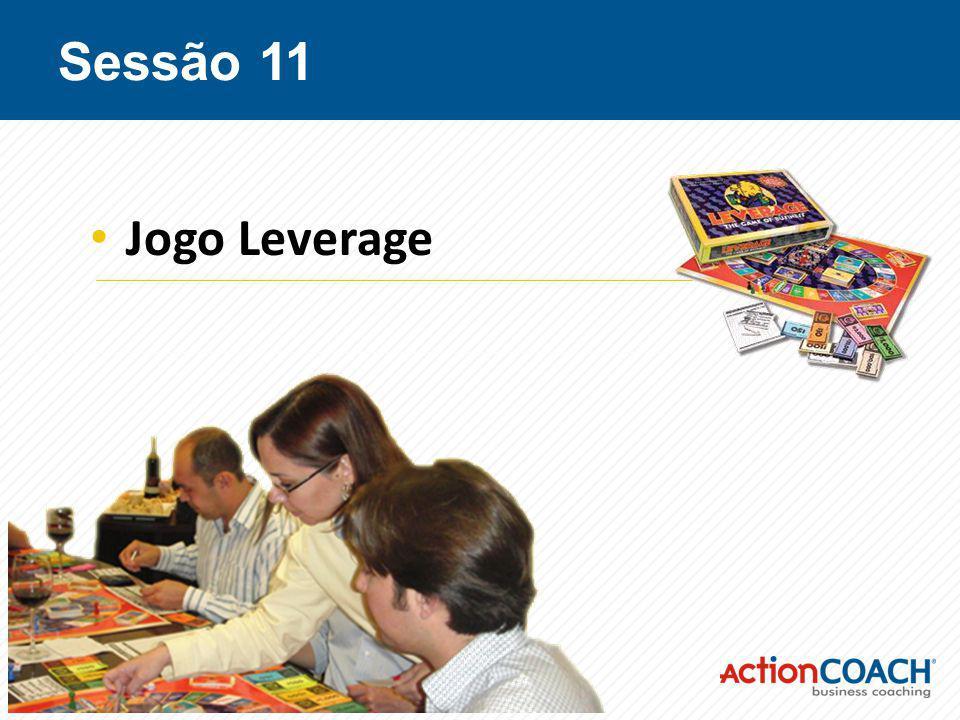 Sessão 11 Jogo Leverage