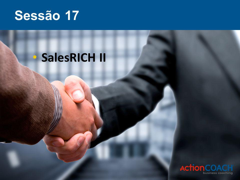 Sessão 17 SalesRICH II