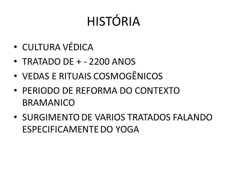 HISTÓRIA CULTURA VÉDICA TRATADO DE + - 2200 ANOS
