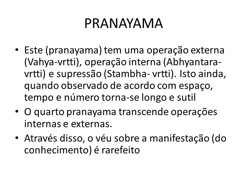 PRANAYAMA