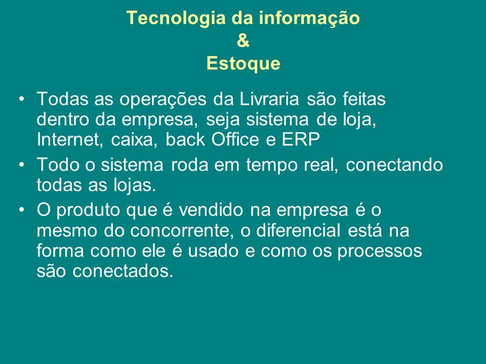 Tecnologia da informação & Estoque