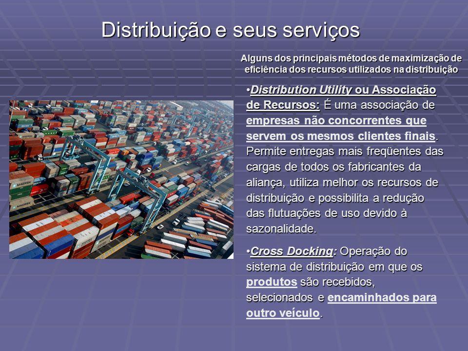 Distribuição e seus serviços