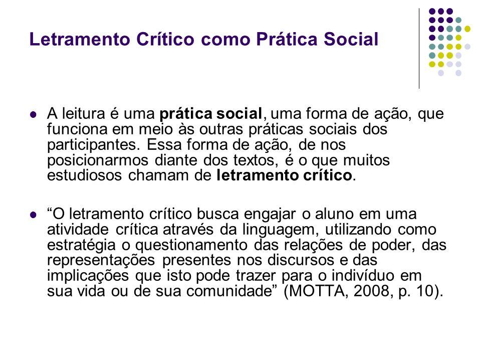 Letramento Crítico como Prática Social