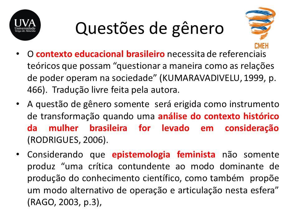 Questões de gêneroCMEH.