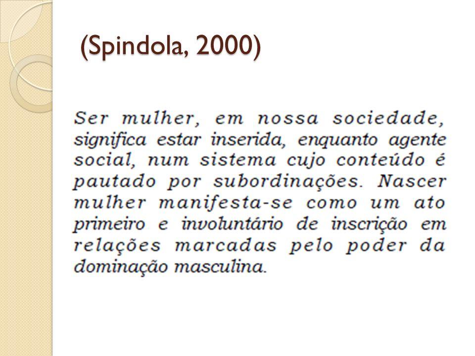 (Spindola, 2000)