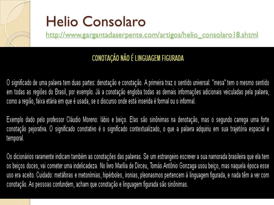 Helio Consolaro http://www. gargantadaserpente