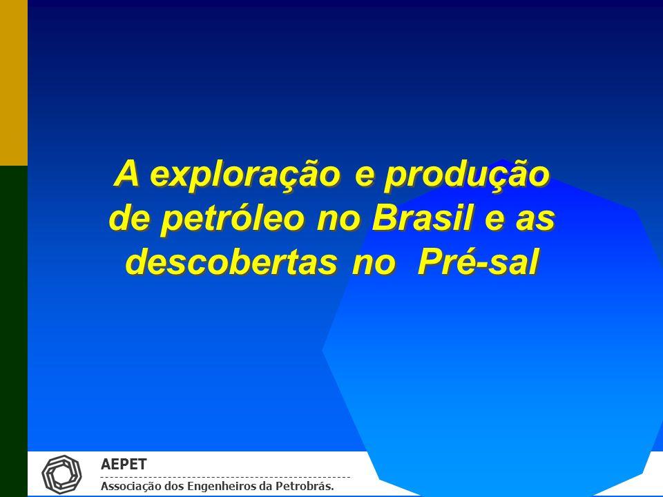A exploração e produção de petróleo no Brasil e as descobertas no Pré-sal