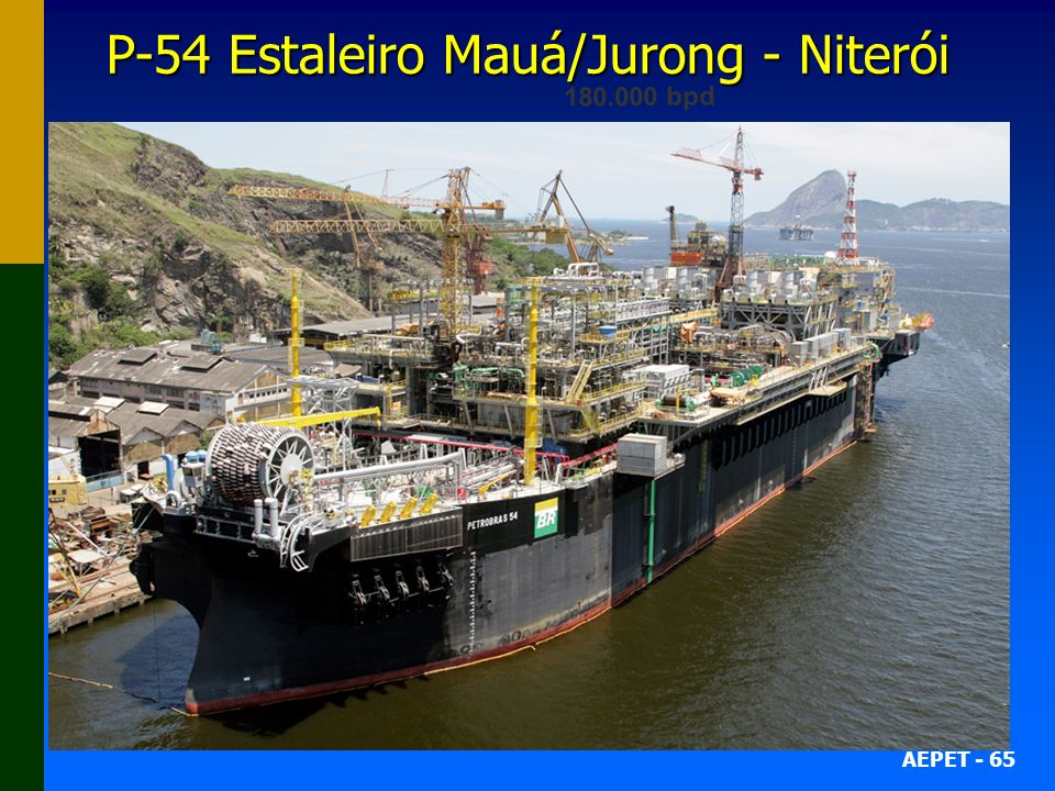 P-54 Estaleiro Mauá/Jurong - Niterói