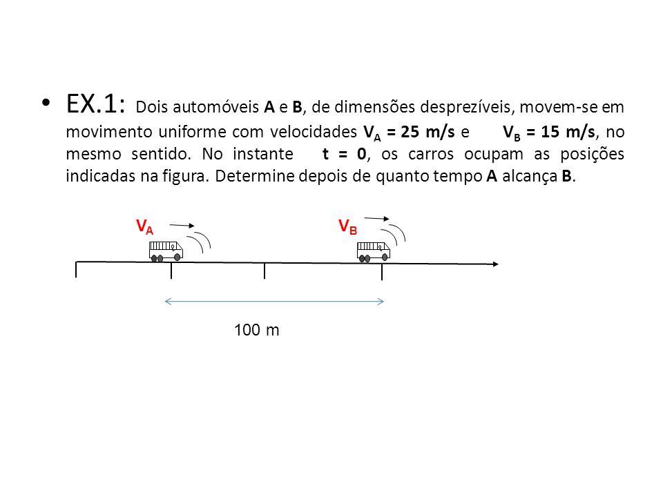 Física, 1º Ano Cinemática.