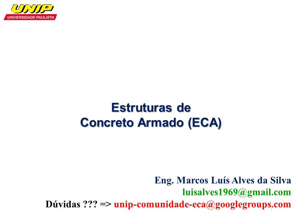 Estruturas de Concreto Armado (ECA)