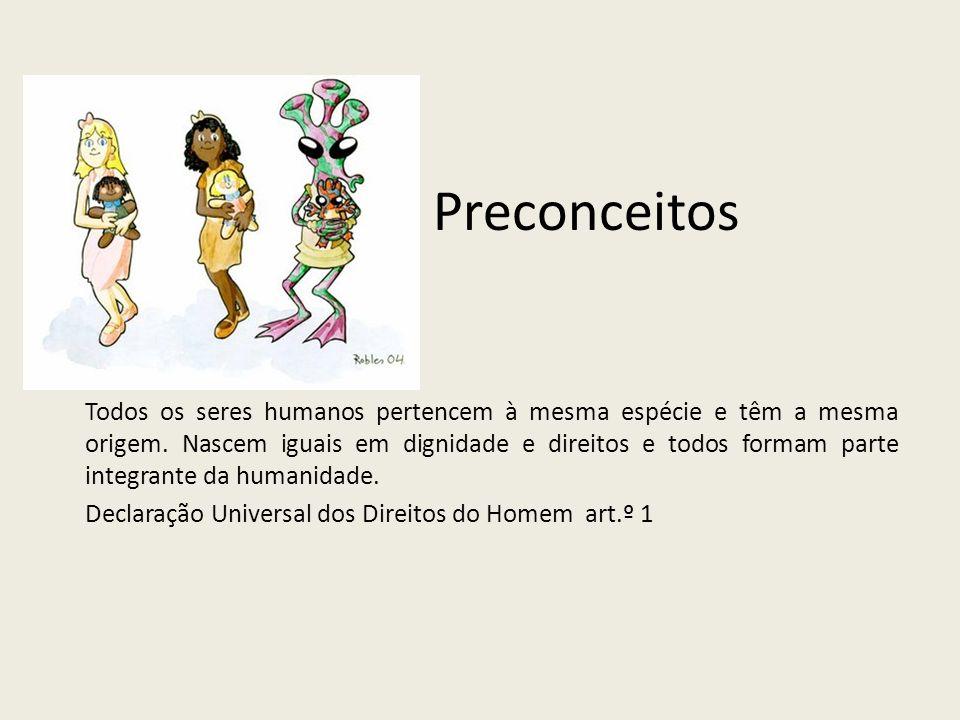 Preconceitos