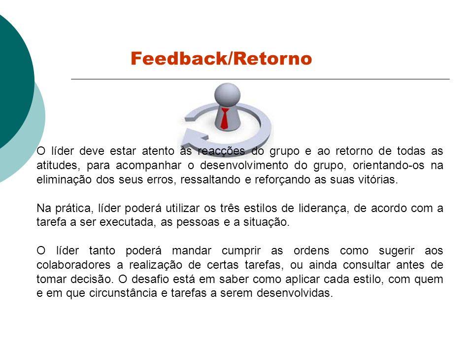 Feedback/Retorno