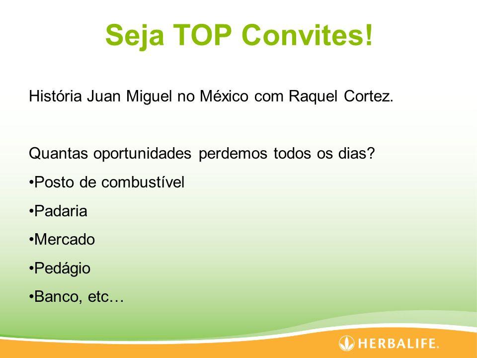 Seja TOP Convites! História Juan Miguel no México com Raquel Cortez.