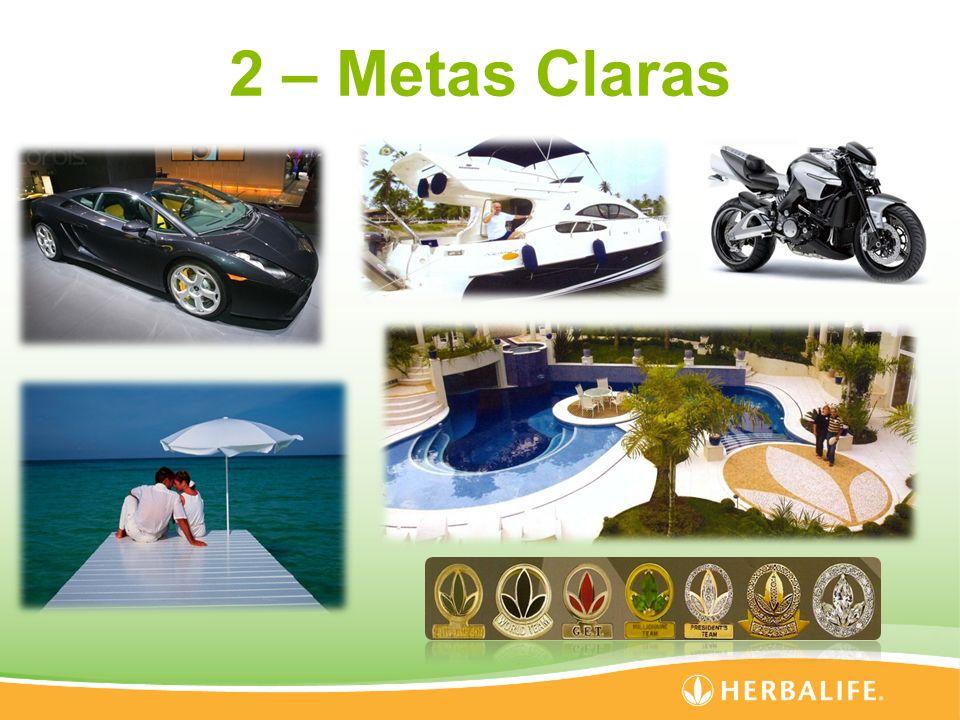 2 – Metas Claras