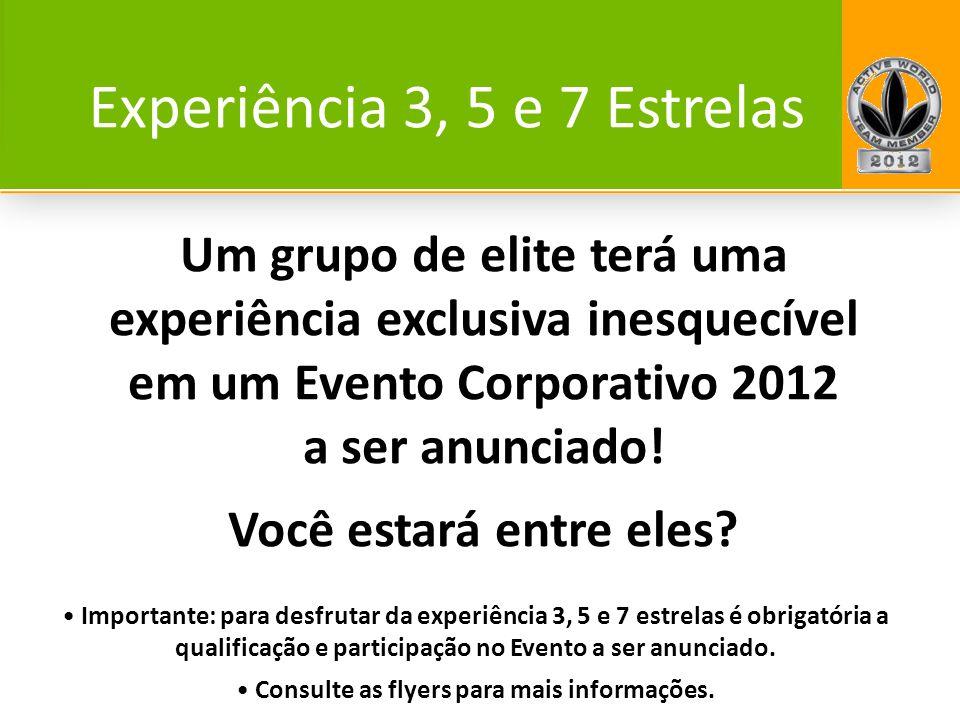 Consulte as flyers para mais informações.