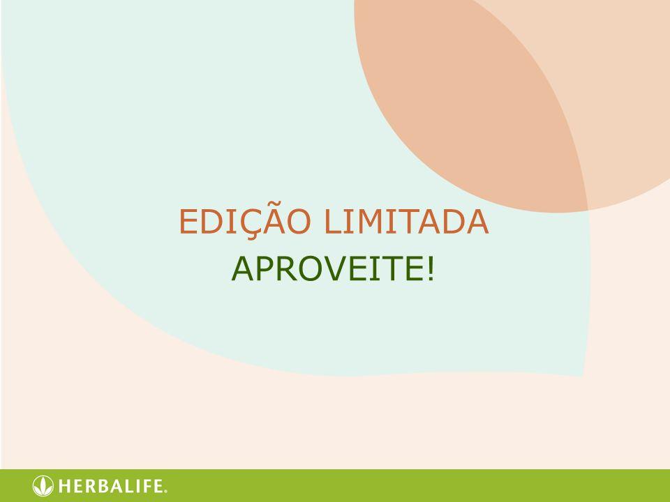 EDIÇÃO LIMITADA APROVEITE!