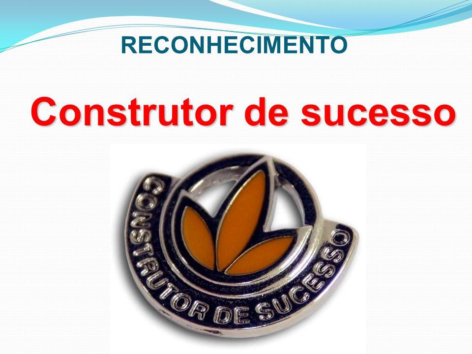 RECONHECIMENTO Construtor de sucesso 16