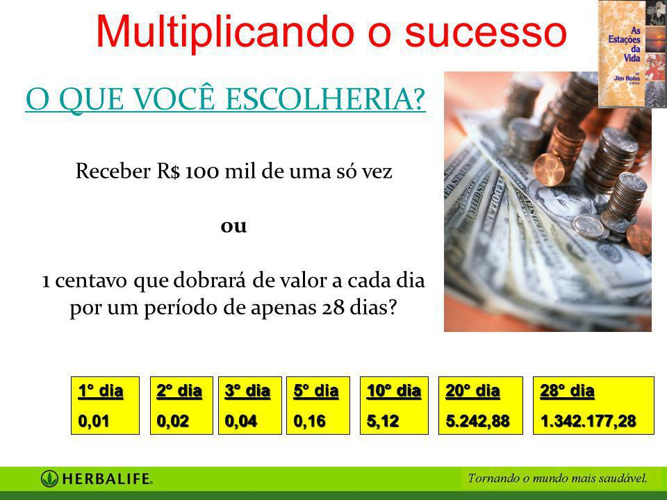 Multiplicando o sucesso